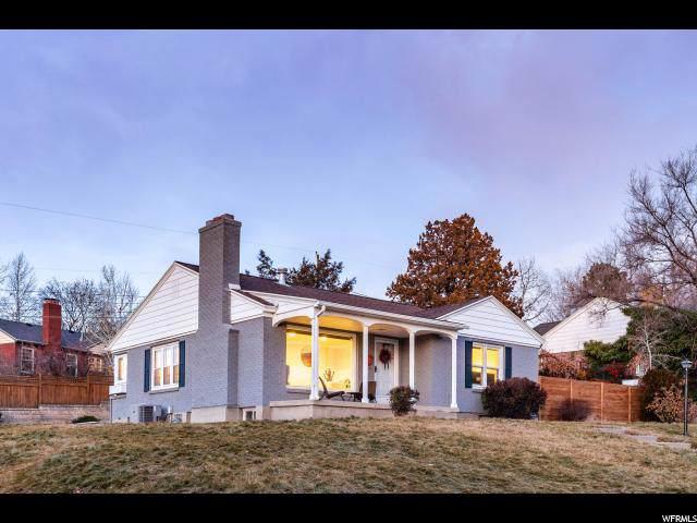 2341 E 1700 S, Salt Lake City, UT 84108 (#1647668) :: Utah City Living Real Estate Group