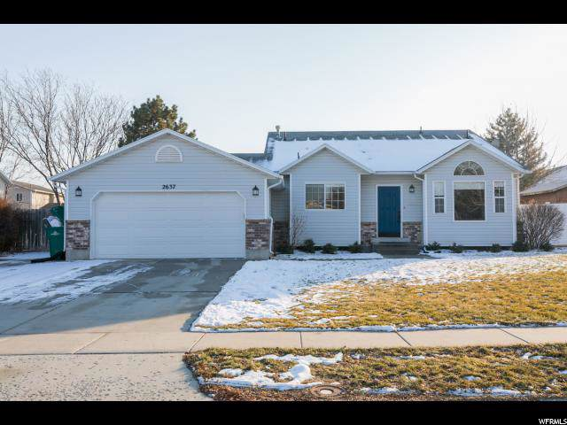 2637 W Oquirrh View Dr, Riverton, UT 84065 (#1647674) :: Big Key Real Estate