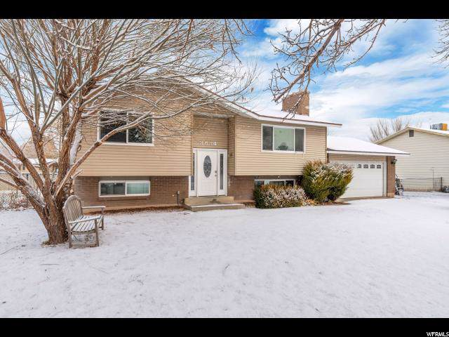 3884 W Hummingbird Way, West Valley City, UT 84120 (#1647700) :: The Fields Team
