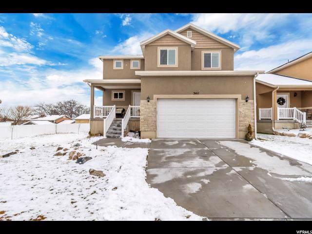 3411 S Melanie Cv, Magna, UT 84044 (#1647746) :: Big Key Real Estate
