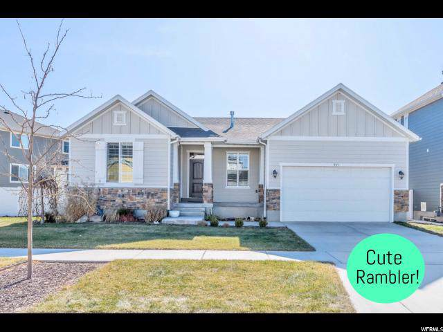 971 W Red Glare Dr, Bluffdale, UT 84065 (#1647753) :: Red Sign Team
