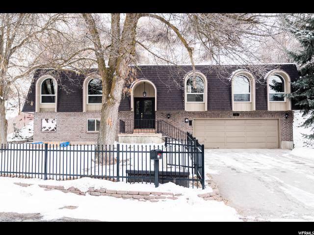 1360 Sumac, Logan, UT 84321 (#1647764) :: Big Key Real Estate