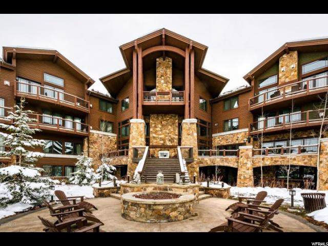 2100 W Frostwood Blvd #4147, Park City, UT 84098 (#1647768) :: Big Key Real Estate