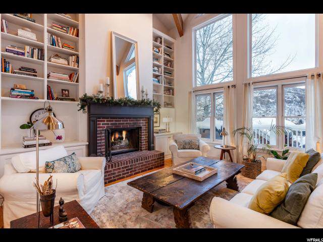 1016 Empire Ave, Park City, UT 84060 (#1647838) :: Doxey Real Estate Group