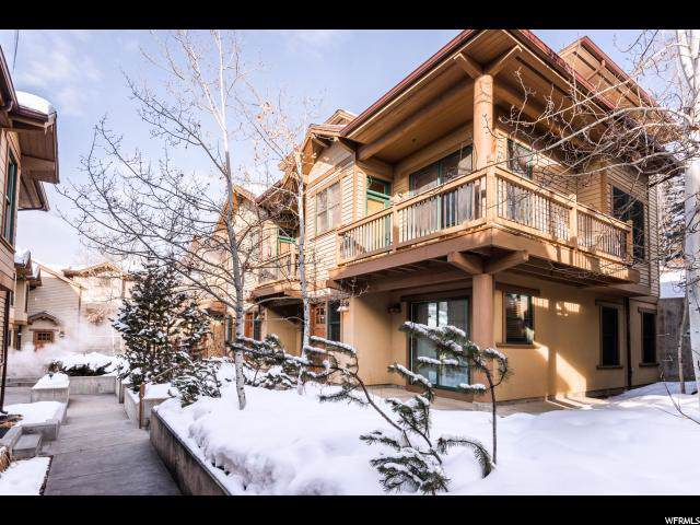675 Deer Valley Dr #23, Park City, UT 84060 (MLS #1647844) :: Lookout Real Estate Group