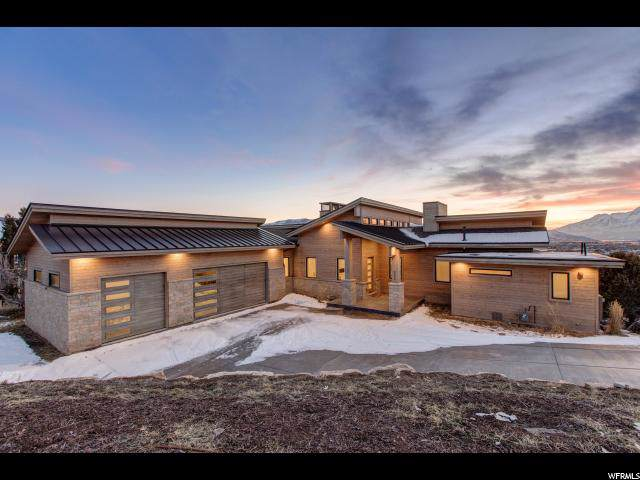 2172 E Signal Peak Ct (Lot 765) #765, Heber City, UT 84032 (#1647875) :: Bustos Real Estate | Keller Williams Utah Realtors
