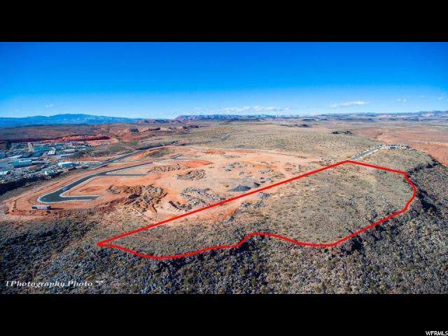 21 N Parcel#Sgm-21-2, St. George, UT 84770 (#1647892) :: The Fields Team