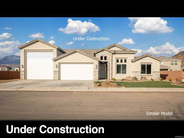 3351 W 2570 S, Hurricane, UT 84737 (#1647895) :: The Fields Team