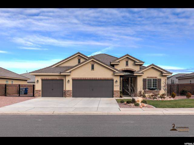 3257 E 3140 S, St. George, UT 84790 (#1647901) :: Doxey Real Estate Group