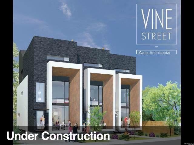 275 N Vine St, Salt Lake City, UT 84103 (#1647940) :: Bustos Real Estate | Keller Williams Utah Realtors