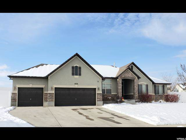 8576 S Rundlestone Dr W, West Jordan, UT 84081 (#1647945) :: Red Sign Team