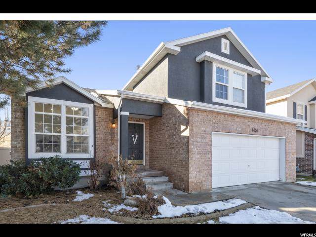 4059 W Pine Grove Way S, South Jordan, UT 84095 (#1647953) :: Doxey Real Estate Group