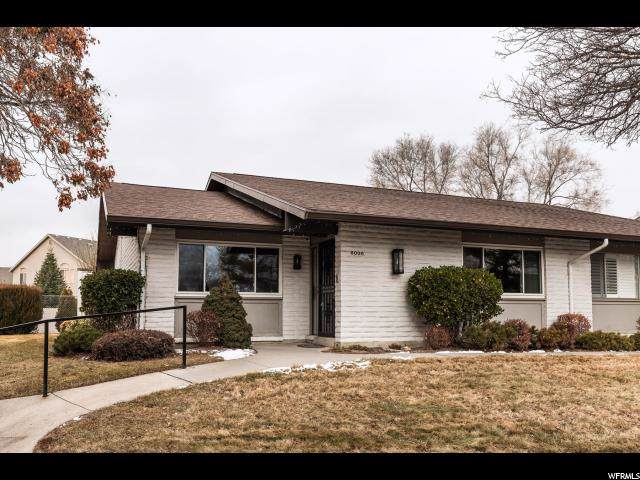 6006 S Village 3 Rd #56, Salt Lake City, UT 84121 (#1647984) :: Doxey Real Estate Group