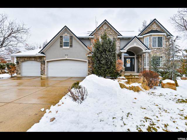 973 Whisperwood Cv, Kaysville, UT 84037 (#1648032) :: Red Sign Team