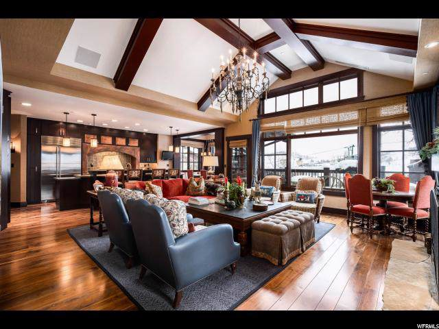 8894 Empire Club Dr #508, Park City, UT 84060 (#1648100) :: Doxey Real Estate Group
