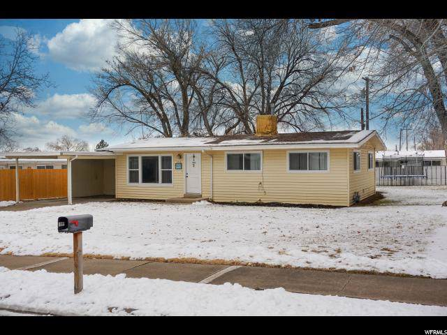 456 W 1550 N, Sunset, UT 84015 (#1648122) :: Exit Realty Success