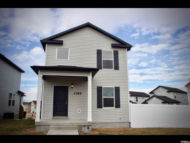 1789 N Aaron Dr E, Tooele, UT 84074 (#1648200) :: Red Sign Team
