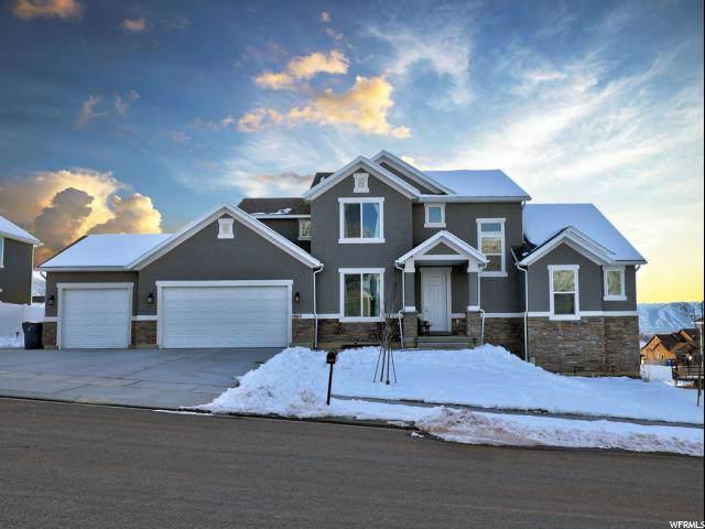 1067 N Christley Ln, Elk Ridge, UT 84651 (#1648398) :: Big Key Real Estate