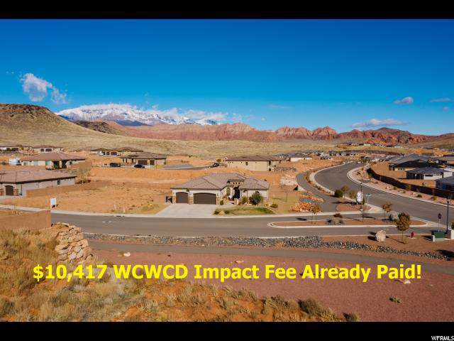 1874 Outlook Dr, Washington, UT 84780 (#1648408) :: Big Key Real Estate