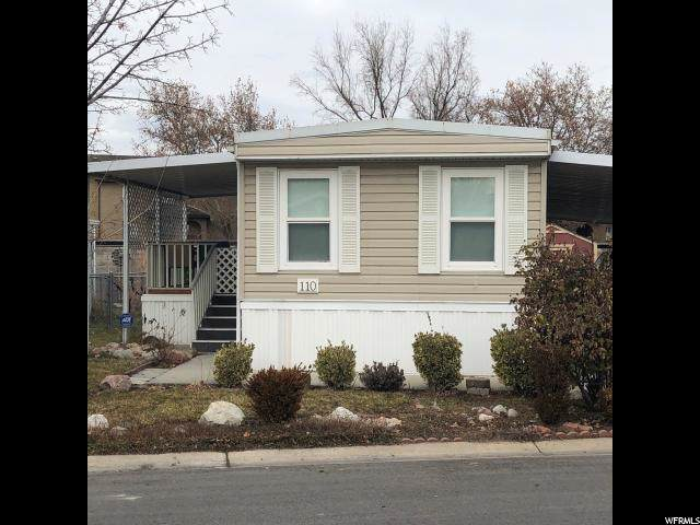 705 S Redwood Rd #110, Salt Lake City, UT 84104 (#1648417) :: Exit Realty Success