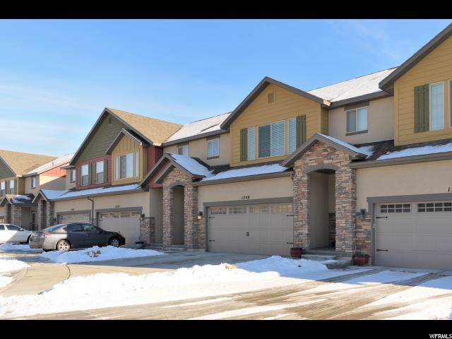 1248 N Willowbrook Ln, Saratoga Springs, UT 84045 (#1648425) :: RE/MAX Equity