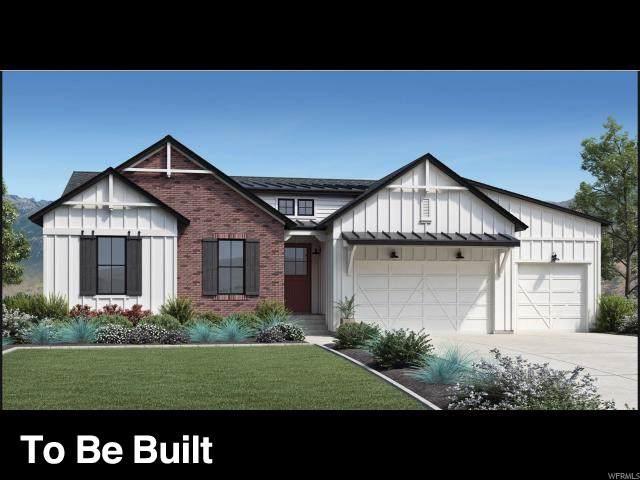 4797 W Juniper Bend Cir #103, Herriman, UT 84096 (#1648452) :: Doxey Real Estate Group