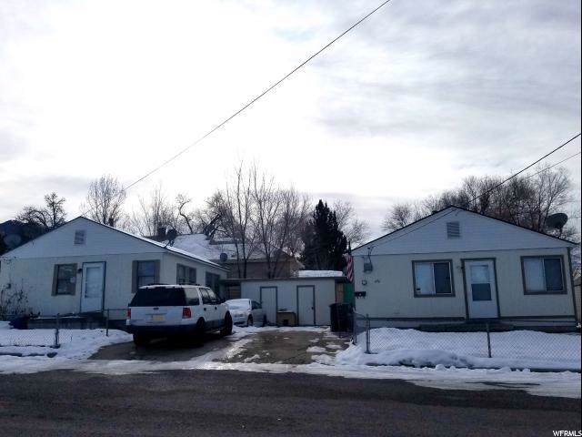 498 E Elm St N, Tooele, UT 84074 (#1648453) :: Red Sign Team