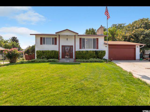 3873 W Bluebird Cir S, West Valley City, UT 84120 (#1648495) :: The Fields Team