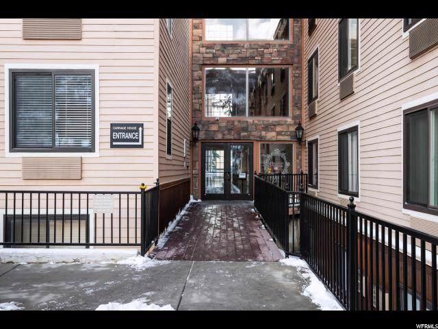 1940 Prospector Ave #203, Park City, UT 84060 (#1648500) :: Exit Realty Success