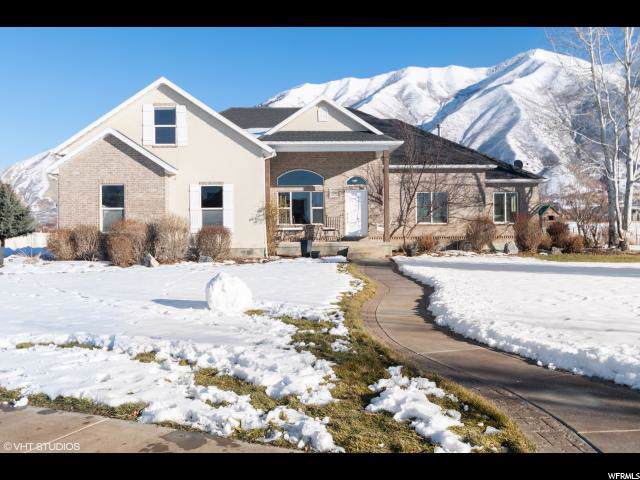 2185 S Parkview Dr, Mapleton, UT 84664 (#1648536) :: The Fields Team