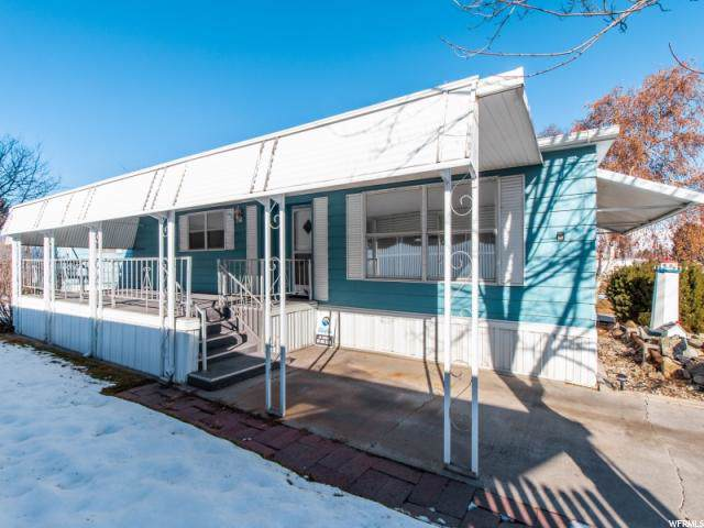 3800 S 1900 W #3, Roy, UT 84067 (#1648537) :: Exit Realty Success