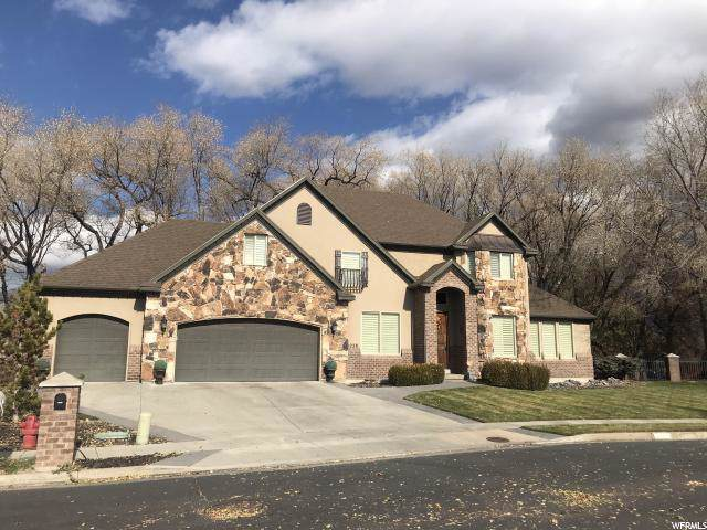 5228 W Castle Pine Cir, Highland, UT 84003 (#1648541) :: Red Sign Team