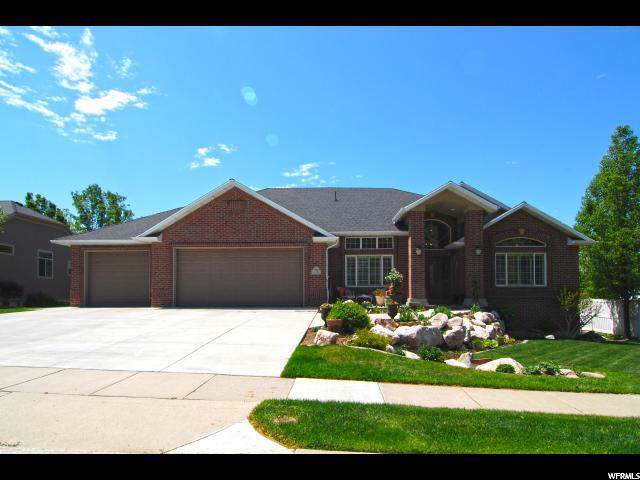 798 S Signal Hl, Fruit Heights, UT 84037 (#1648550) :: The Fields Team