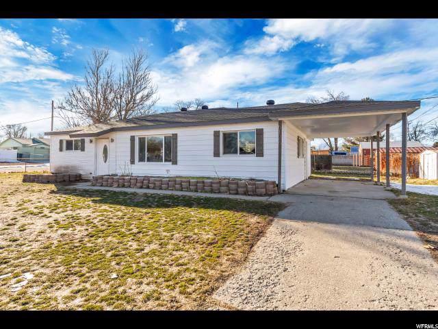 5126 S 4660 W, Salt Lake City, UT 84118 (#1648569) :: Exit Realty Success