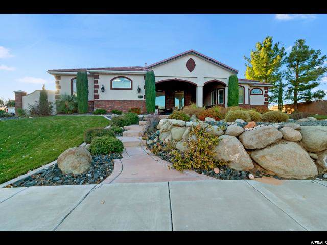 1408 S Seminole Way #105, Washington, UT 84780 (#1648588) :: Red Sign Team