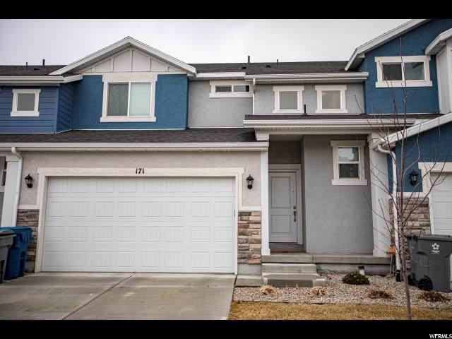 171 N 450 W, American Fork, UT 84003 (#1648614) :: Bustos Real Estate | Keller Williams Utah Realtors