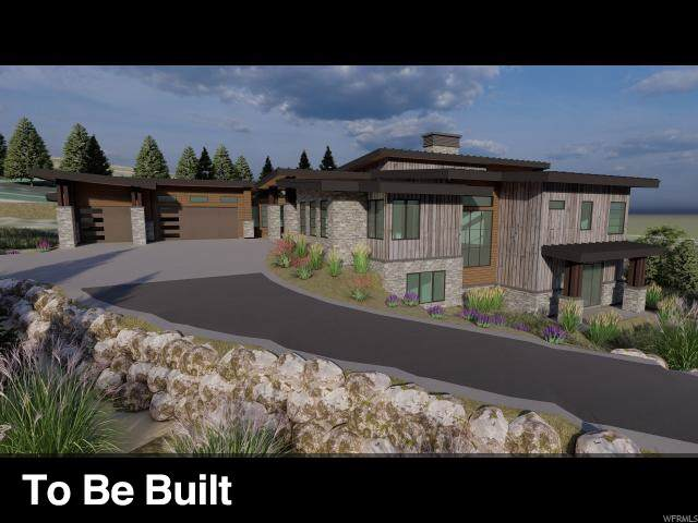 3216 E Westview Trail, Park City, UT 84098 (#1648626) :: C4 Real Estate Team