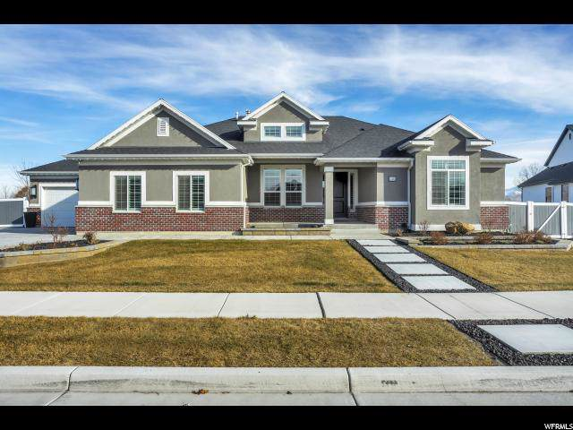 12151 S 3410 W, Riverton, UT 84065 (#1648640) :: Colemere Realty Associates