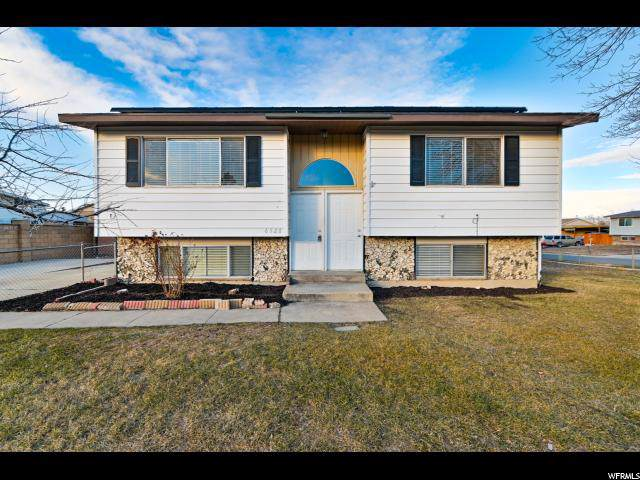 6528 W 3940 S, West Valley City, UT 84128 (#1648653) :: Exit Realty Success