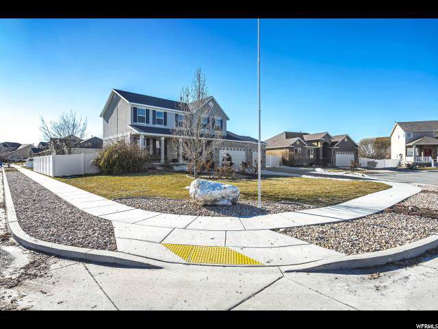 273 Cove Cir, Stansbury Park, UT 84074 (#1648687) :: Red Sign Team