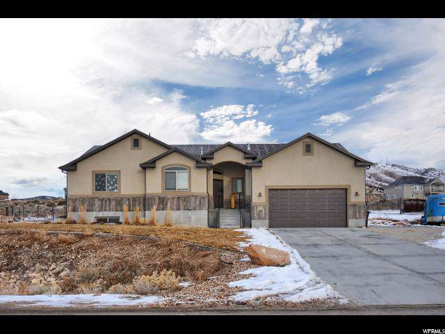 1964 W Rim Rock Dr, Stockton, UT 84071 (#1648696) :: Red Sign Team