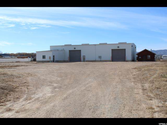 888 S Hwy 40, Vernal, UT 84078 (#1648705) :: Doxey Real Estate Group