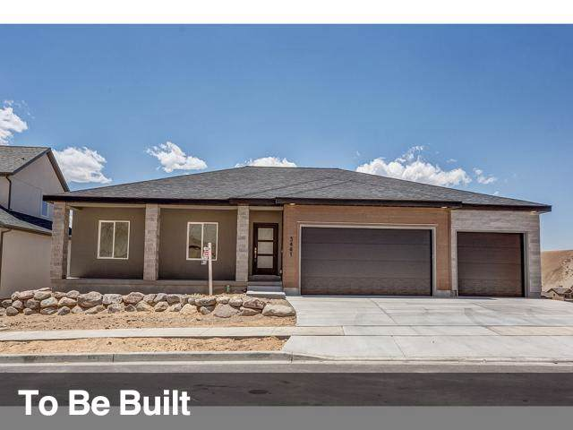 5372 N Meadowlark Ln W #15, Lehi, UT 84043 (#1648718) :: Exit Realty Success
