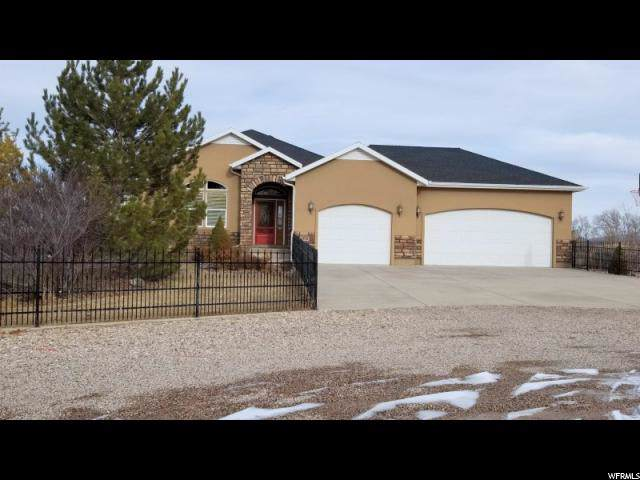 4838 N 1100 W, Cedar City, UT 84721 (#1648741) :: Red Sign Team