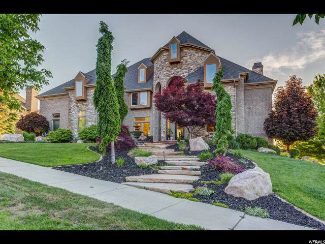 14182 Canyon Vine Cv, Draper, UT 84020 (#1648744) :: Gurr Real Estate