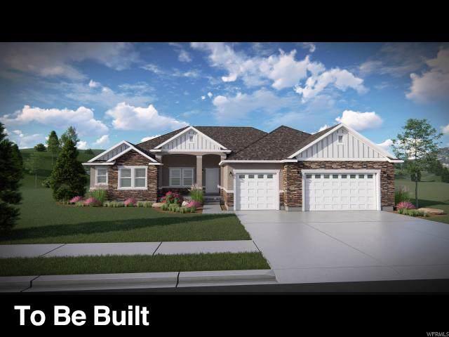 14872 S Upper Bend Dr #8, Herriman, UT 84096 (#1648746) :: Doxey Real Estate Group