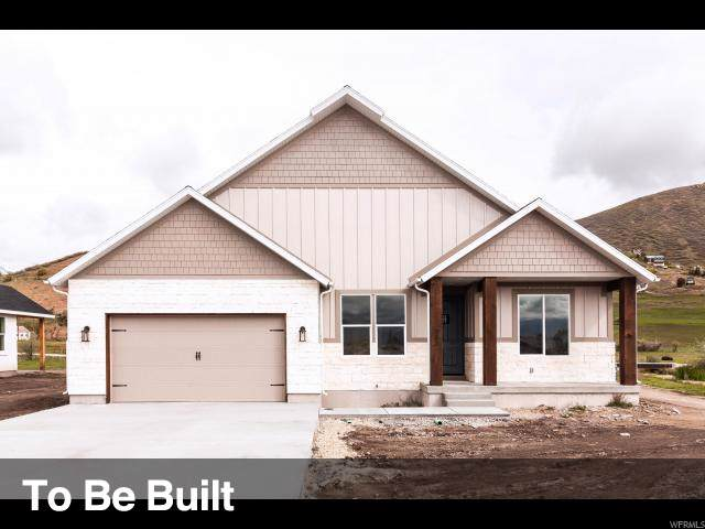 42 N Jerry Gertsch Ln #42, Midway, UT 84049 (#1648751) :: Colemere Realty Associates