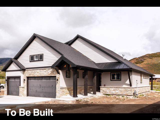 45 N Jerry Gertsch Ln #45, Midway, UT 84049 (#1648769) :: The Fields Team