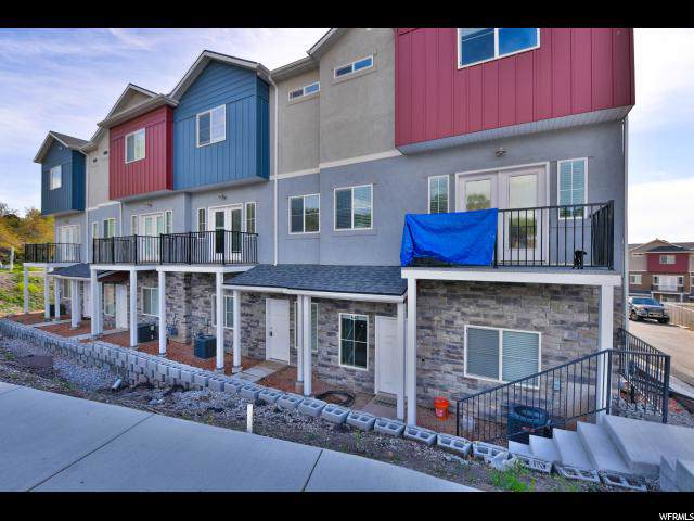 51 S Walker Pl E #144, North Salt Lake, UT 84054 (#1648791) :: Exit Realty Success