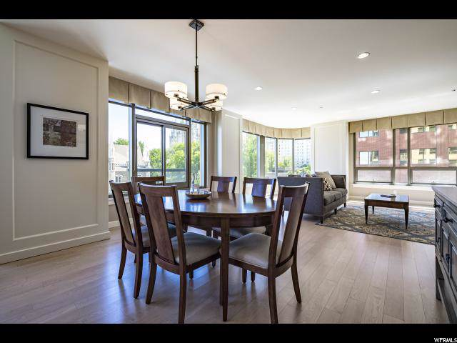 99 W South Temple St S #307, Salt Lake City, UT 84101 (#1648820) :: RISE Realty